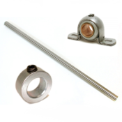 Bearings, Shafts & Collars
